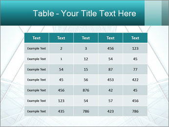 Corridor of glass PowerPoint Templates - Slide 55