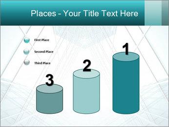 Corridor of glass PowerPoint Templates - Slide 65