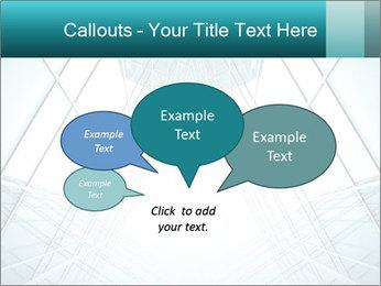 Corridor of glass PowerPoint Templates - Slide 73