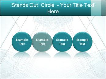 Corridor of glass PowerPoint Templates - Slide 76
