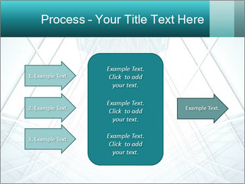 Corridor of glass PowerPoint Templates - Slide 85
