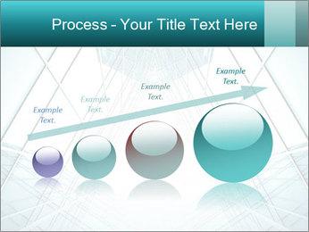 Corridor of glass PowerPoint Templates - Slide 87
