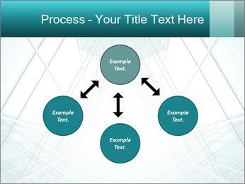 Corridor of glass PowerPoint Templates - Slide 91