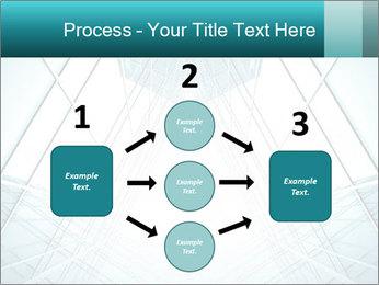 Corridor of glass PowerPoint Templates - Slide 92