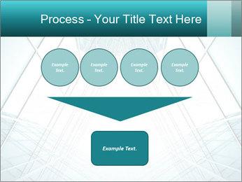 Corridor of glass PowerPoint Templates - Slide 93