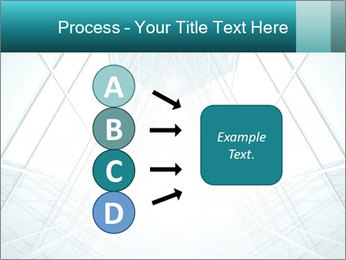 Corridor of glass PowerPoint Templates - Slide 94