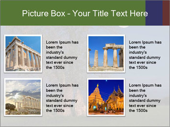 Late evening shot PowerPoint Template - Slide 14