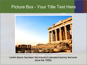 Late evening shot PowerPoint Template - Slide 15