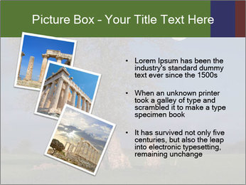 Late evening shot PowerPoint Template - Slide 17
