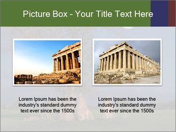 Late evening shot PowerPoint Template - Slide 18