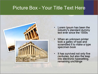 Late evening shot PowerPoint Template - Slide 20