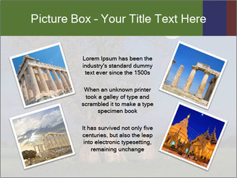 Late evening shot PowerPoint Template - Slide 24