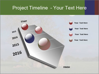 Late evening shot PowerPoint Template - Slide 26