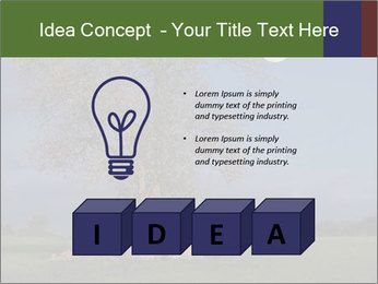 Late evening shot PowerPoint Template - Slide 80