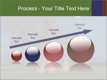 Late evening shot PowerPoint Template - Slide 87