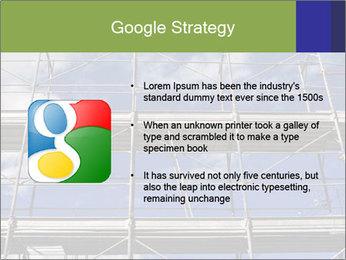 Metal scaffolding PowerPoint Template - Slide 10