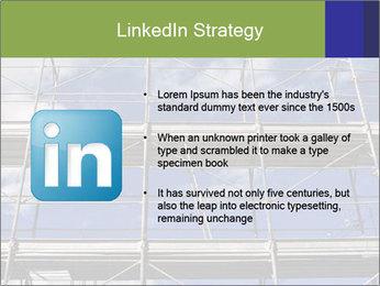 Metal scaffolding PowerPoint Template - Slide 12