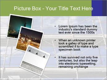 Metal scaffolding PowerPoint Template - Slide 17