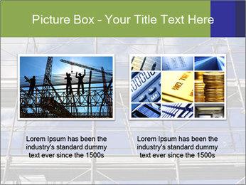 Metal scaffolding PowerPoint Template - Slide 18