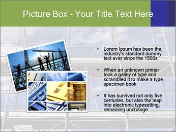 Metal scaffolding PowerPoint Template - Slide 20