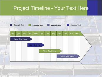Metal scaffolding PowerPoint Template - Slide 25