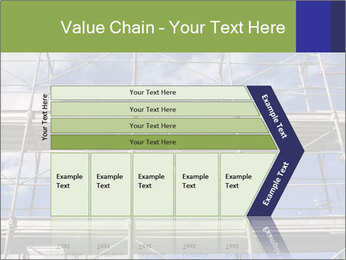 Metal scaffolding PowerPoint Template - Slide 27