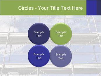 Metal scaffolding PowerPoint Template - Slide 38