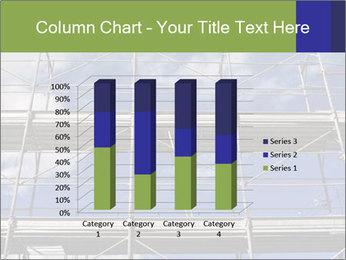 Metal scaffolding PowerPoint Template - Slide 50