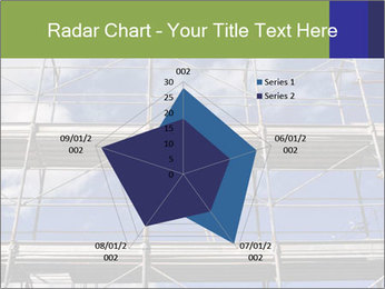 Metal scaffolding PowerPoint Template - Slide 51
