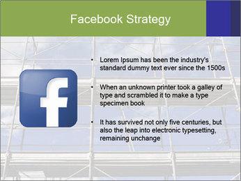 Metal scaffolding PowerPoint Template - Slide 6