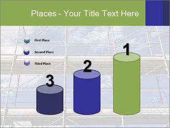 Metal scaffolding PowerPoint Template - Slide 65