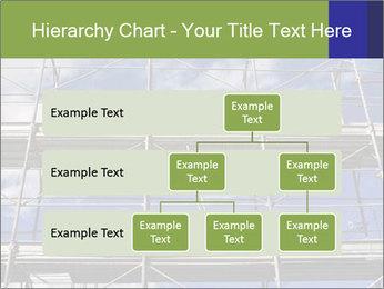Metal scaffolding PowerPoint Template - Slide 67