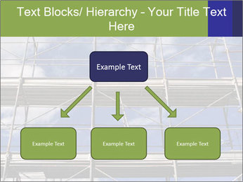 Metal scaffolding PowerPoint Template - Slide 69
