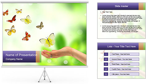 Freedom PowerPoint Template