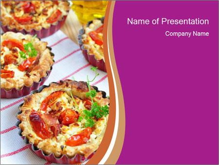 Appetizer PowerPoint Templates