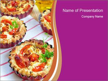 Appetizer PowerPoint Templates - Slide 1