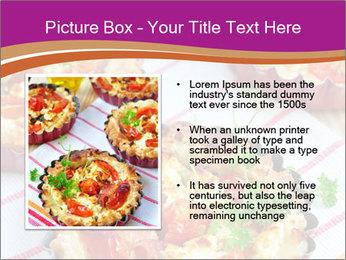 Appetizer PowerPoint Templates - Slide 13