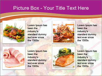 Appetizer PowerPoint Templates - Slide 14