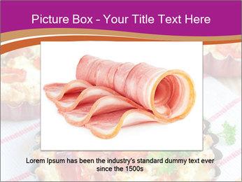 Appetizer PowerPoint Templates - Slide 16