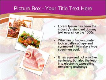 Appetizer PowerPoint Templates - Slide 17