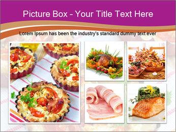 Appetizer PowerPoint Templates - Slide 19