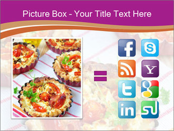 Appetizer PowerPoint Templates - Slide 21