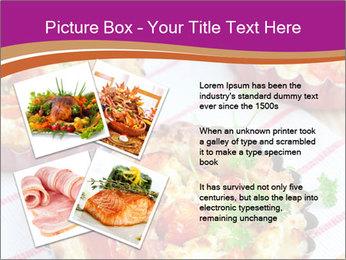 Appetizer PowerPoint Templates - Slide 23