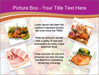 Appetizer PowerPoint Templates - Slide 24