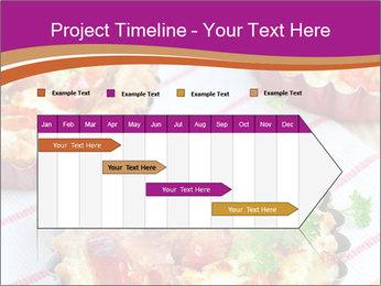 Appetizer PowerPoint Templates - Slide 25