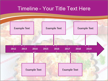 Appetizer PowerPoint Templates - Slide 28