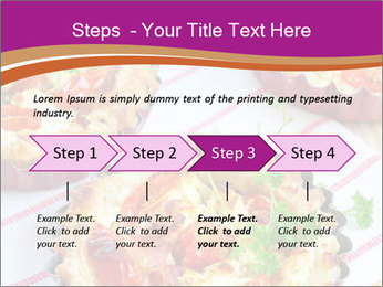Appetizer PowerPoint Templates - Slide 4