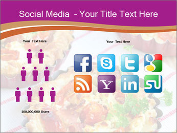 Appetizer PowerPoint Templates - Slide 5