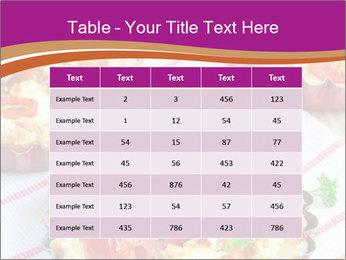 Appetizer PowerPoint Templates - Slide 55