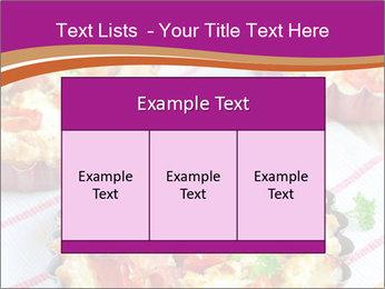 Appetizer PowerPoint Templates - Slide 59